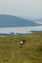 Photo: Calazo Saxnäs- På väg ner mot Klimpviken