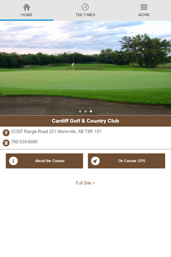 Cardiff Golf and Country Club