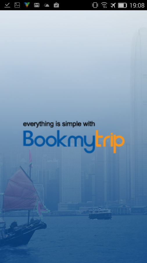 Book My Trip- Flights & Hotels- screenshot