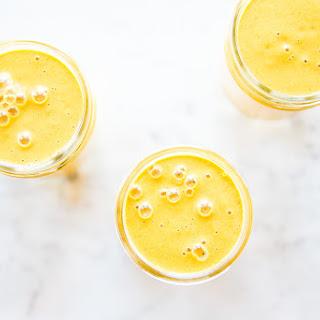 Nectarine Ginger Smoothie