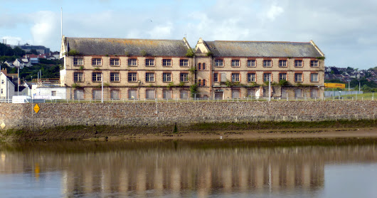 Oliver Buildings, Barnstaple, Devon