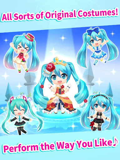 Hatsune Miku - Tap Wonder modavailable screenshots 10