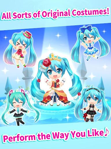 Hatsune Miku - Tap Wonder 1.0.1 screenshots 10