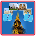 Paris Memory Match Game icon