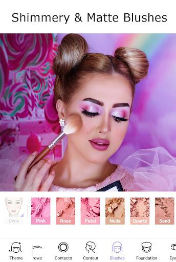 Makeup Camera Plus- Beauty Photo Editor Screenshots 2