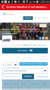 Snickers Marathon- screenshot thumbnail