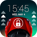 Car Race Lock Screen icon