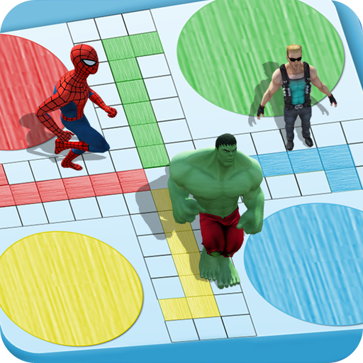 Ludo Super Hero - Pachisi game