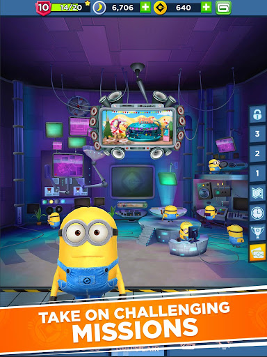 Minion Rush: Despicable Me Official Game apkpoly screenshots 10