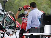 Steff Cras van Lotto Soudal moet vanwege opspelende rug opgeven in Tour de France