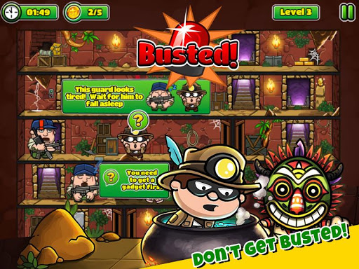 Bob The Robber 5: Temple Adventure by Kizi games  screenshots 6