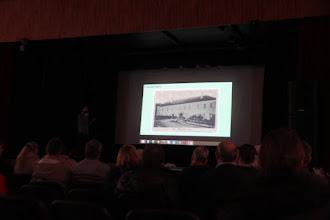 Photo: Ponorili sme sa aj do histórie Bánoviec nad Bebravou, na obrázku kaštieľ, ktorý už nestojí