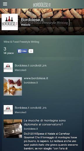Bordolese.it screenshots 2