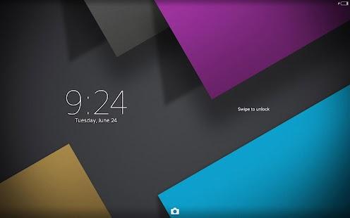 XPERIA™ Spectrum Theme- screenshot thumbnail