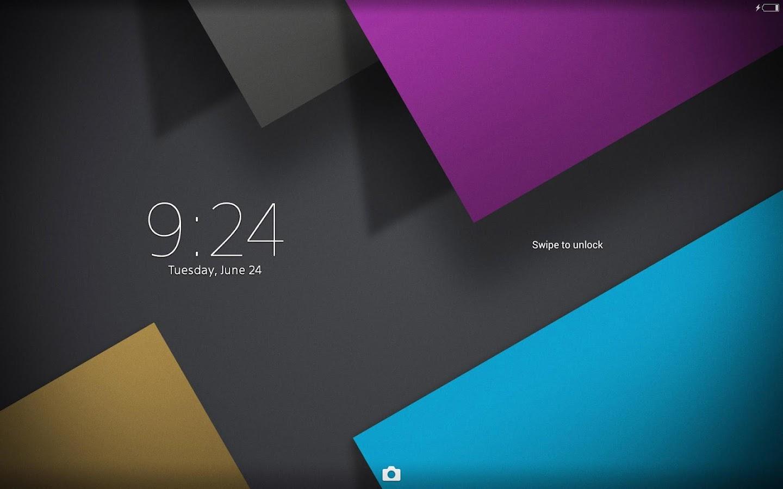 XPERIA™ Spectrum Theme- screenshot