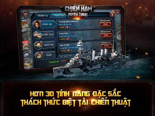 Chiu1ebfn Hu1ea1m Huyu1ec1n Thou1ea1i - Chien Ham 1.0.11 screenshots 14