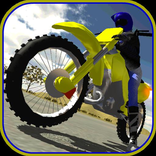 摩托车驾驶3D 模擬 App LOGO-硬是要APP