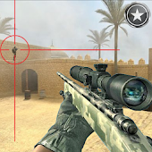 Mountain Sniper Strike - Modern Combat Sniper Game