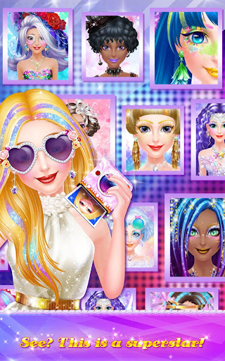 Superstar Makeup Party 1.0.6 screenshots 5