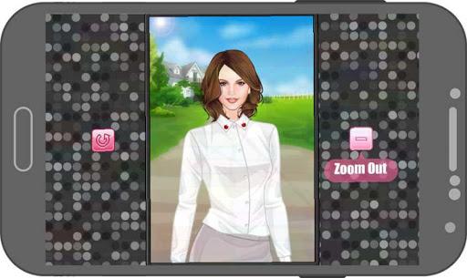 女性打扮:米利森特。|玩教育App免費|玩APPs