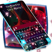 Keyboard for Sony Xperia Z