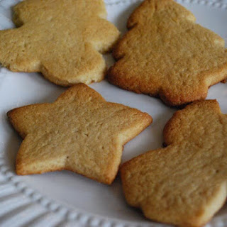 No-Sugar Christmas Cookies