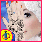 Hijab Hand Art - 3D Hand Icon