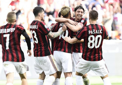 Un joueur du Milan AC s'en va