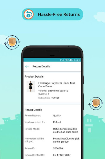 ShopClues: Online Shopping App for PC