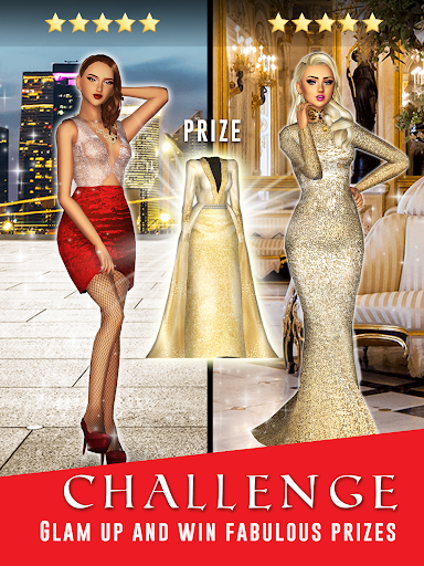 Fashionista - Dress Up Challenge 3d Game modavailable screenshots 10