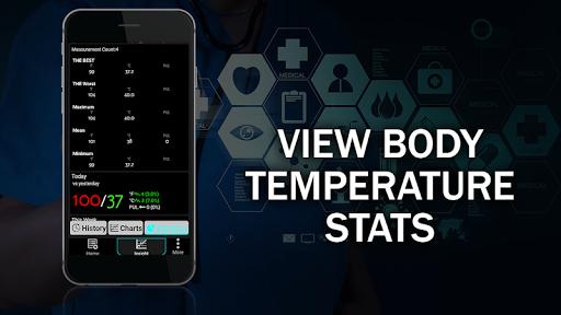 Body Temperature Checker Diary : Info History Log screenshot 4