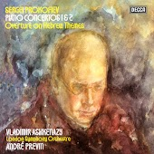 Prokofiev: Piano Concerto No.1 in D Flat Major, Op.10 - 2. Andante assai