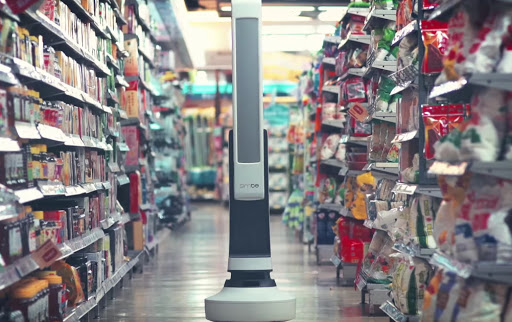 Tally: The Retail Shelf-Auditing Robot  cover image