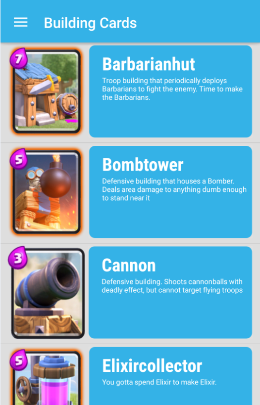 Guide for Clash Royale- screenshot
