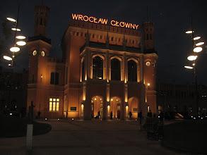 Photo: Niebawem docieramy do Wrocławia.