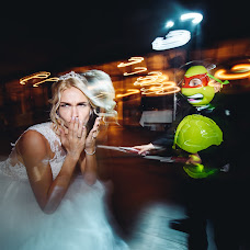 Wedding photographer Aleksandr Medvedenko (Bearman). Photo of 05.10.2017