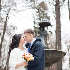 Wedding photographer Mariya Vishnevskaya (photolike). Photo of 19.11.2017