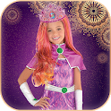 Shimmer & Shine Dress Up - Photo Montages icon