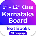 Karnataka Textbooks 1st to 12th Class icon