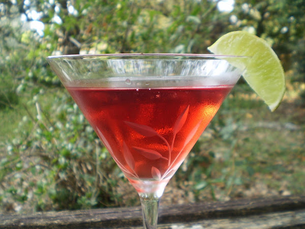 Brazilian Martini Recipe