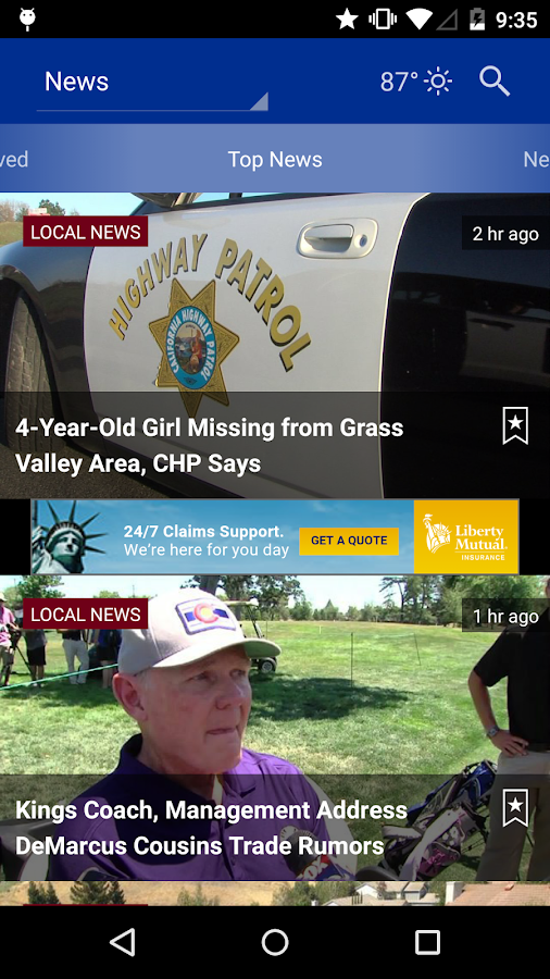 FOX40- screenshot