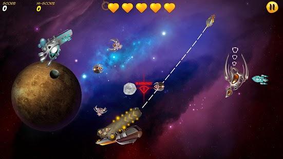 Space Cargo - náhled