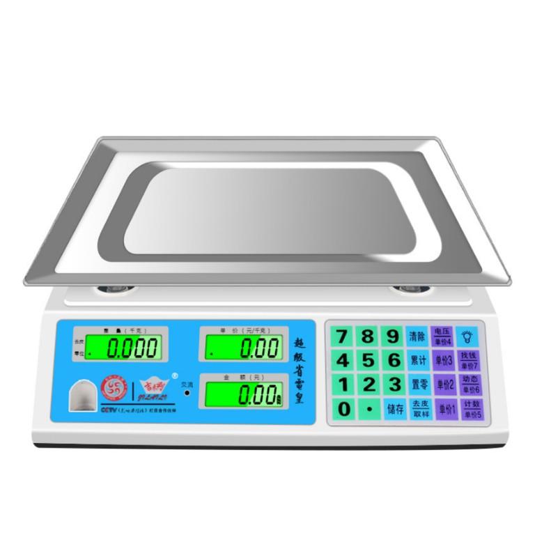 Cân tích hợp các phím chức năng dễ dàng sử dụng