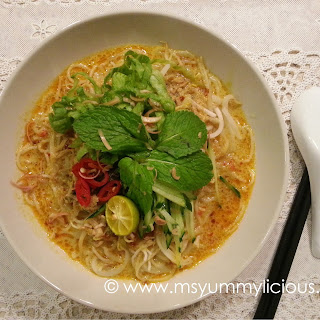 Thai Laksa/ Siam Laksa