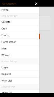 Tải Panunshop Online Shopping App APK
