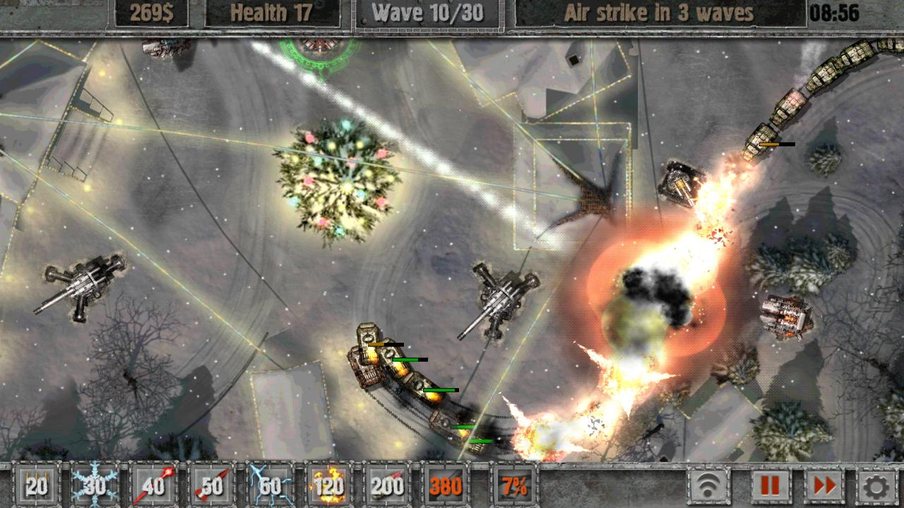 Defense Zone 2 HD Lite- screenshot