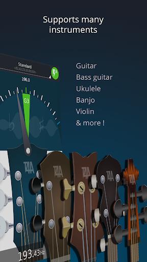 Ultimate Guitar Tuner: Free ukulele & guitar tuner 2.12.2 screenshots 3