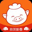 手机猪八戒-免费制作创意个人拜年动画 icon