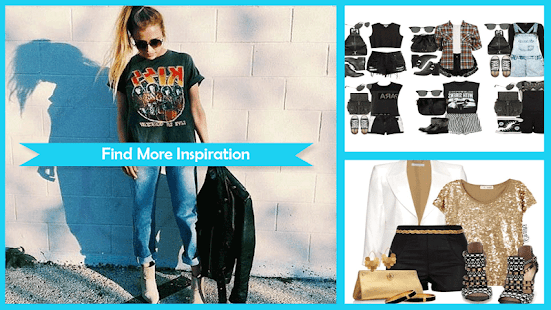 Fashionable Concert Outfit Ideas - náhled