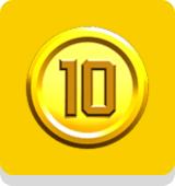 10枚コイン